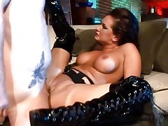 Tory Lane is a-hole screwed in her hot boots