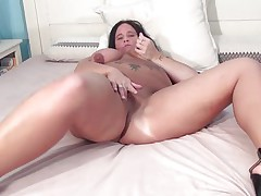 Watch this lonely mature with a corpulent body Beau. At her late thirties this bbw lady has her temptation to do something naughty. So this babe takes off her clothes, puts her high heels on and acquire on the bed to acquire naughty. With the fingering in her clitoris, the masturbation, makes her feel young and alive. Keep watching if you love this bbw!